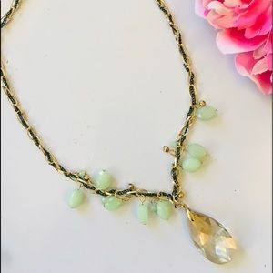 Charming Charlie necklace 🌿